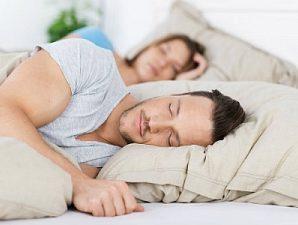 Какая самая лучшая поза для сна?