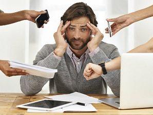 Стресс – причина многих заболеваний