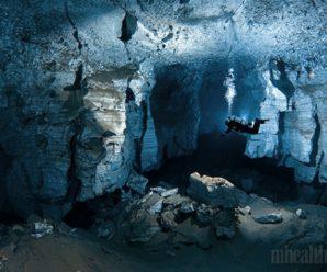 Ординская пещера: подводный гипсовый дворец в Пермском крае