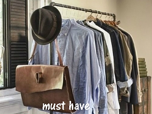 Идеальный базовый гардероб  современного мужчины:  9 must have вещей