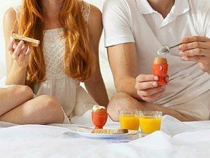 Эксперты советуют завтракать  – это полезно для сердца