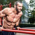 Тяжелая интенсивная тренировка из трех простых упражнений