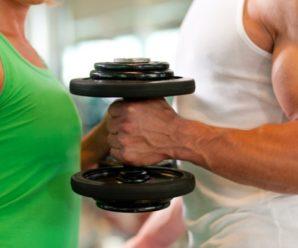 Пампинг: как зрительно увеличить мышцы рук за одну тренировку